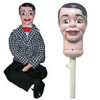 Danny upgraded Semi-Pro Ventriloquist Doll Puppet Dummy with slight mouth gap