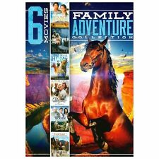 6 Movies: Family Adventure, Vol. 3 (DVD, 2013, 2-Disc Set) BRAND NEW