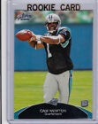 CAM NEWTON Topps Prime CAROLINA RC Football NFL ROOKIE CARD Panthers #1 PICK