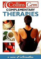 Complementary Therapies (Collins Gem), Farquharson, Marie, Harper Collins Publis