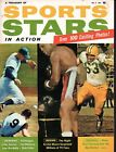 1962 SPORTS STARS IN ACTION ANNUAL VG-EX +