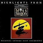 = Miss Saigon Highlights Original London Cast CD excellent condition