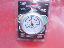super pro 3 &1/2 tach,8000 rpm,7 color change,4-6-8 cylinders,chevy/ford/dodge