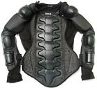 Motorcycle Full Body Armor Back Protector ATV Motocross Off-Road Riding Shirt~M