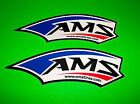 AMS TIRES WHEELS BLACK WIDOW PAC TRAX 2 SWAMP FOX ATV QUAD UTV DECALS STICKERS