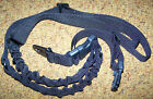 WEAPONS SLING, 1-POINT, BLACK, U.S. ISSUE *NEW*