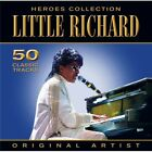 LITTLE RICHARD - HEROES COLLECTION (NEW SEALED 2CD)