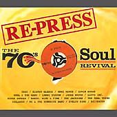 Various Artists - Re-Press (70's Soul Revival) 2 CDS  NEW AND SEALED