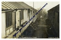 rp11720 - Holiday - Internment Camp - Cunningham Camp - Isle of Man - photo 6x4