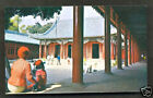 Tainan City Koxinga Shrine Formosa Taiwan 50s