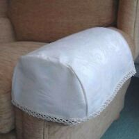 TRINITY ARM CAPS/COVERS FOR CHAIRS/SETTEES. XLARGE PAIR