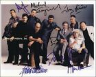 THE SOPRANOS TV CAST - PHOTOGRAPH SIGNED WITH CO-SIGNERS