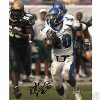 DeANGELO WILLIAMS Signed MEMPHIS TIGERS 8x10 Photo PBA