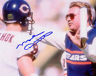 Mike Ditka Chicago Bears SIGNED 8x10 Photo COA!