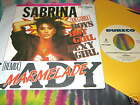 "SABRINA- LADY MARMELADE - 7"" 45 - HOLLAND-'88 ---- K@@L"