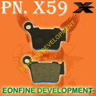 BRAKE PADS For KTM SX250 SXS250 XC250 EXC MXC 300 XC300