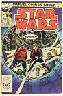 Star Wars Comic Book #72- Marvel Comics- Original