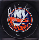 NY Islanders Hubie McDonough Autograph Signed Puck