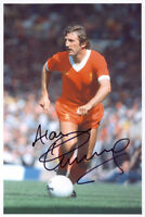 Alan Kennedy, Liverpool, signed 12x8 photo. COA.