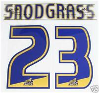 *LEAGUE 1 - PLASTIC BLUE/ SNODGRASS 23 ; SIZE = ADULTS*