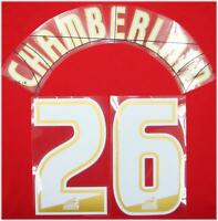 *LEAGUE 1 - PLASTIC WHITE / CHAMBERLAIN 26 = ADULTS*
