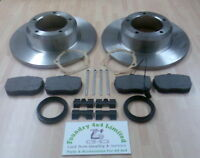 Land Rover Discovery 1 Front Brake Disc & Pad Kit  FK0136