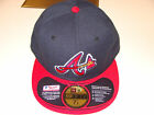 New Era Cap Hat Atlanta Braves Alt 7 3/8 Baseball MLB