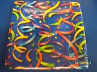 "Celebration Streamers Birthday Party 10"" Square Plates"