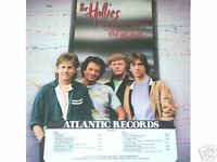 """1983 HOLLIES What Goes Around MINT Promo LP 12"""" Record!!"""