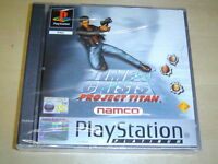 TIME CRISIS PROJECT TITAN SONY PLAYSTATION *BRAND NEW*
