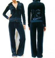JUICY COUTURE Bling CAFE Tracksuits Hoodie Pants Set