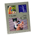 I Love my Cat Multi Photo Picture Frame NEW 15629