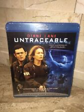 Untraceable (Blu-ray Disc, 2008) DIANE LANE NEW