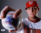 Drew Storen SIGNED 8x10 Photo RookieGraph PSA/DNA Nationals AUTOGRAPHED