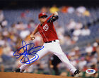 Drew Storen SIGNED 8x10 Photo Nationals RookieGraph PSA/DNA AUTOGRAPHED