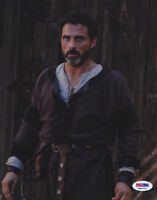 Rufus Sewell SIGNED 8x10 Photo Hercules The Devils Hand PSA/DNA AUTOGRAPHED