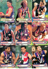 2001 ESP AFL Heroes Cards Base Team Set Frementle (9)