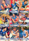 2001 ESP AFL Heroes Cards Base Team Set Nth Melbourne(9)