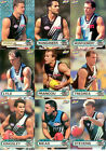 2001 ESP AFL Heroes Cards Base Team Set Port Adelaide (9)
