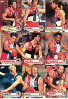 2001 ESP AFL Heroes Cards Base Team Set St.Kilda (9)