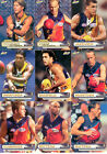 2001 ESP AFL Heroes Cards Base Team Set West Coast (9)