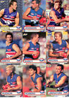 2001 ESP AFL Heroes Cards Base Team Set Western Bulldogs (9)