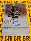 2002 Topps Finest JOSH REED Rookie Autograph #121 #d 910/1200 LSU Tigers Auto RC