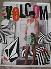 Large VOLCOM Vinyl Banner / Poster 3' x 4' Sexy Girl COOL!! Unique!