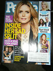 People Magazine - Heidi Klum & Seal Cover - February 6, 2012