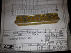 Agie Wire EDM Contact Block Pn. 643.584.6 -NEW-
