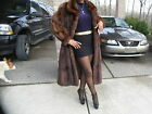 Young Mint Full length Genuine Russian Sable Fur Coat Jacket stroller S-M 2-10