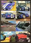 1996 DODGE VIPER ~ INDY 500 Pace Car Set of (8) Trading Cards