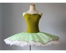 Ellis Bella Ballet performance tutu A6 - A10 Moss green