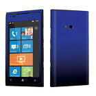 USA Made Blue Gradient Vinyl Case Decal Skin To Cover Your Nokia Lumia 900